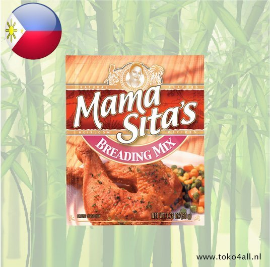 Toko 4 All - Breading Mix 50 gr Mama Sita's