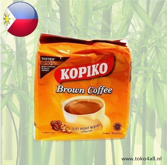 Toko 4 All - Brown Coffee 275 gr Kopiko