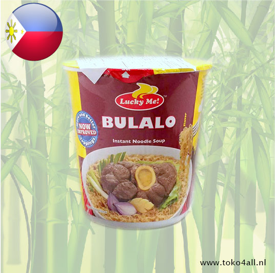 Toko 4 All - Bulalo Instant Noodle Soup 70 gr Lucky Me