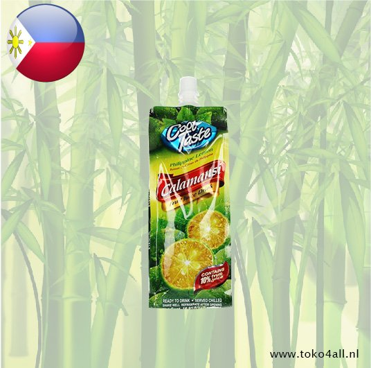 Toko 4 All - Calamansi Fruit Juice 500 ml Cool Taste