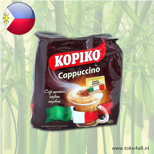 Toko 4 All - Cappuccino powder 250 gr Kopiko