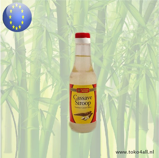 Toko 4 All - Cassava Syrup 250 ml Flower Brand