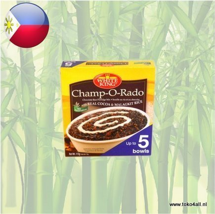 Toko 4 All - Champorado 113 gr White King
