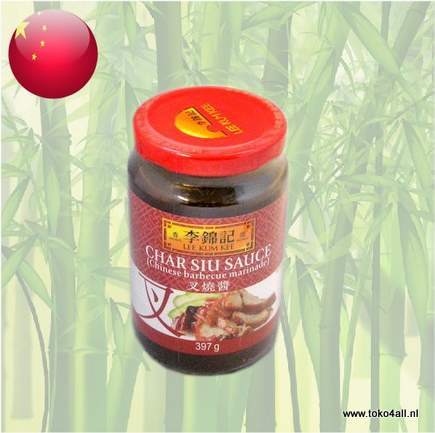 Toko 4 All - Char Siu Sauce 397 gr Lee Kum Kee