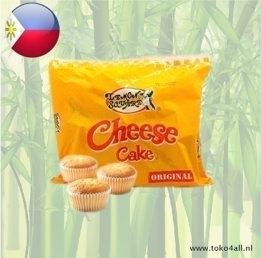 Toko 4 All - Cheese Cake Original 300 gr Lemon Square