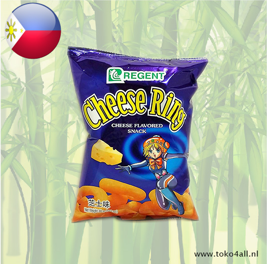 Toko 4 All - My Little Philippines - Cheese Ring 60 gr Regent