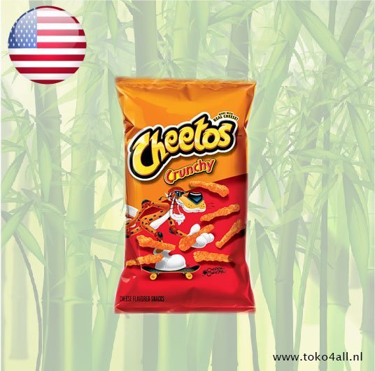 Uitgelezene Cheetos Crunchy 226 gr Fritolay | Toko 4 All | My Little Philippines XE-85