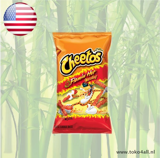 Ongekend Cheetos Crunchy 226 gr Fritolay | Toko 4 All | My Little Philippines FU-19