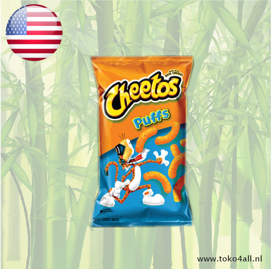 Toko 4 All - Cheetos Puffs 255 gr Fritolay