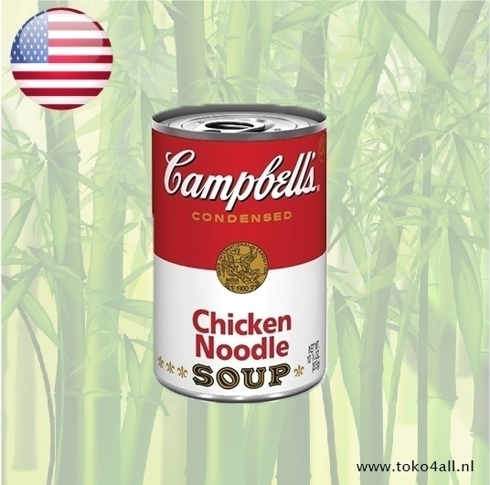 Toko 4 All - Chicken Noodle Soup 305 gr Campbells