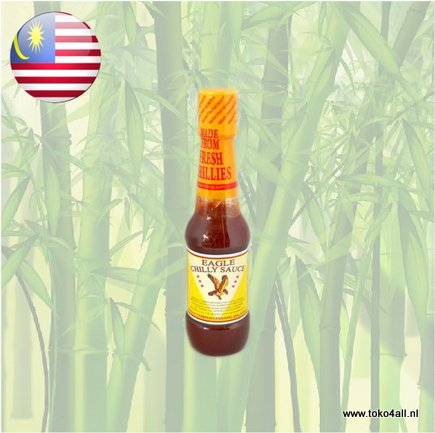 Toko 4 All - Chilly Sauce 250 ml Eagle