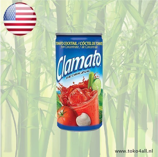 Toko 4 All - Clamato Tomato Cocktail 163 ml Motts
