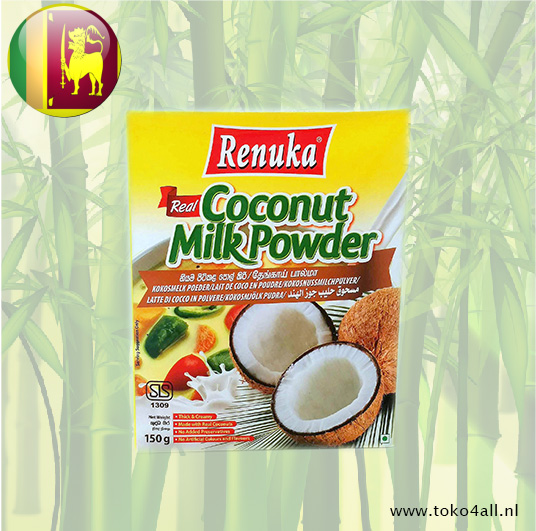Toko 4 All - My Little Philippines - Coconut Milk Powder 150 gr Renuka