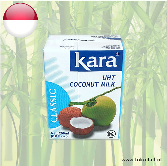 Toko 4 All - My Little Philippines - Coconut milk UHT 200 ml Kara