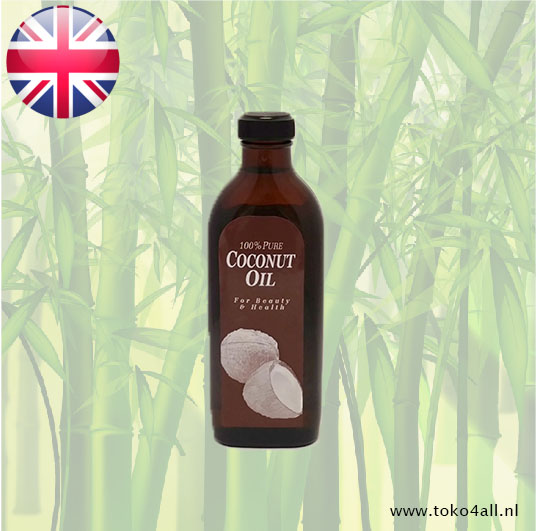 Toko 4 All - Coconut Oil 150 ml 100% Pure