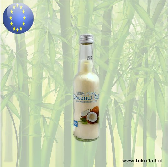 Toko 4 All - Coconut Oil 250 ml Yari