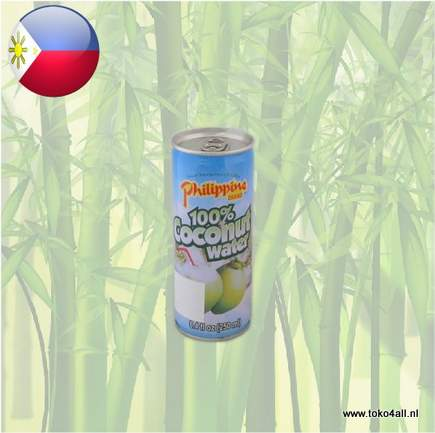 Toko 4 All - Coconut water 250 ml Philippine Brand
