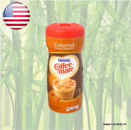 Toko 4 All - My Little Philippines - Coffee Mate Caramel Macchiato 425 gr Nestle