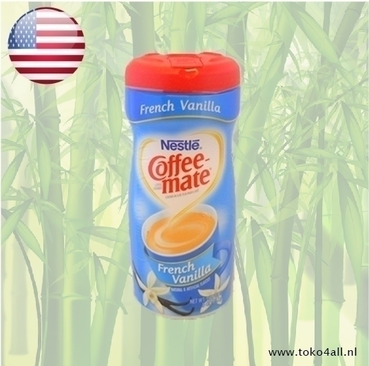 Toko 4 All - Coffee Mate French Vanilla 425 gr Nestle