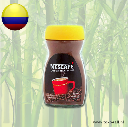 Toko 4 All - Colombian Blend Instant coffee 170 gr Nescafe