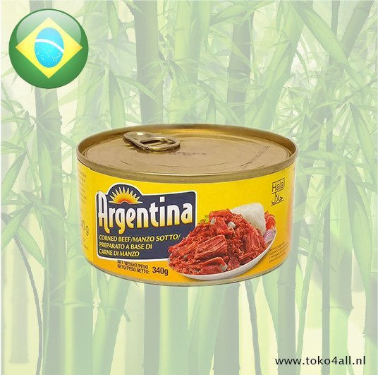 Toko 4 All - Corned Beef 340 gr Argentina