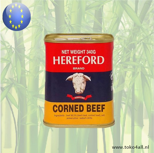 Toko 4 All - Corned Beef 340 gr Hereford