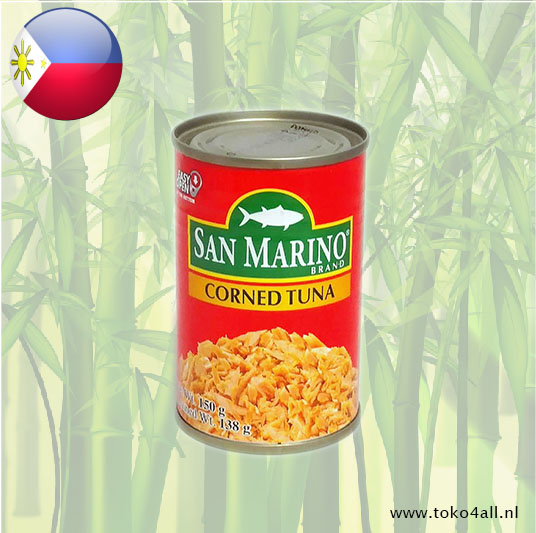 Toko 4 All - Corned Tuna 150 gr San Marino