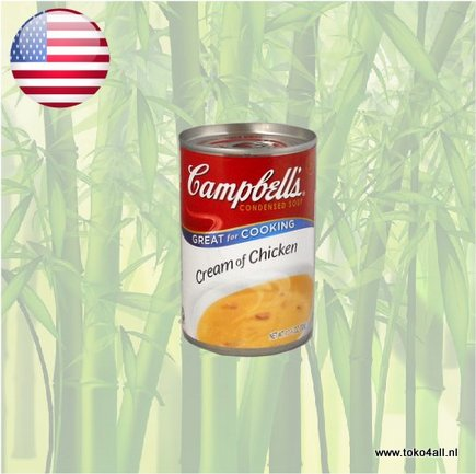 Toko 4 All - Cream of Chicken 298 gr Campbells