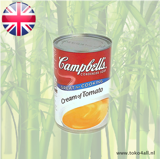 Toko 4 All - Cream of tomato 295 gr Campbells