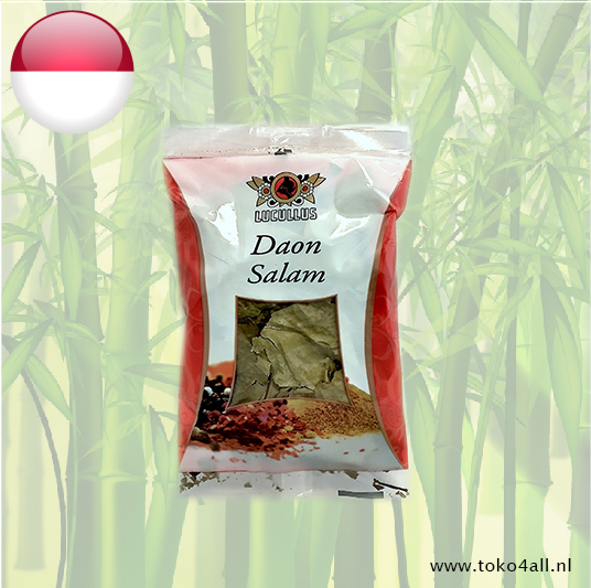 Toko 4 All - Daon Salam leaves dried 10 gr Lucullus