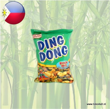 Toko 4 All - Ding Dong Snack Mix 100 gr JBC