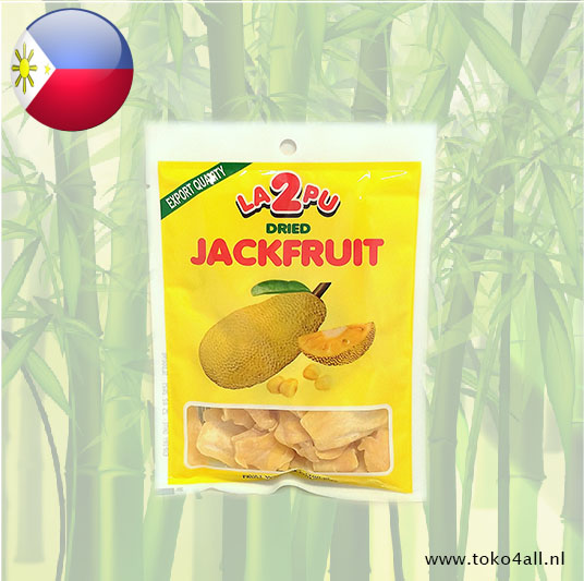 Toko 4 All - Dried Jackfruit 100 gr La2Pu