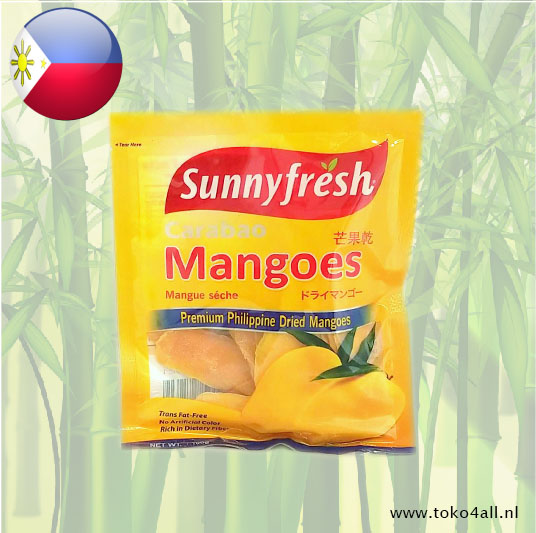 Toko 4 All - Dried Mango 100 gr Sunnyfresh