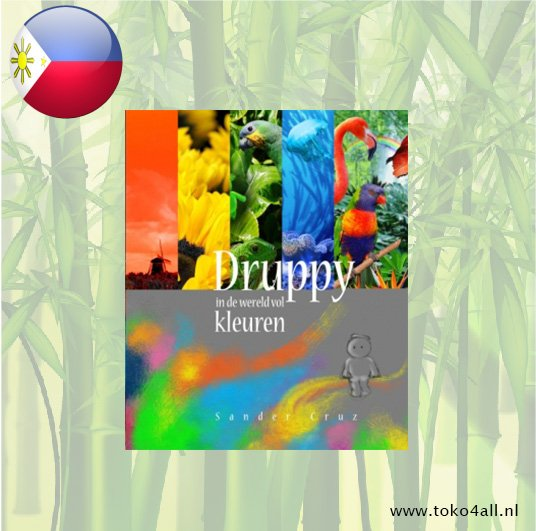 Toko 4 All - Druppy in de wereld vol kleuren - Sander Cruz