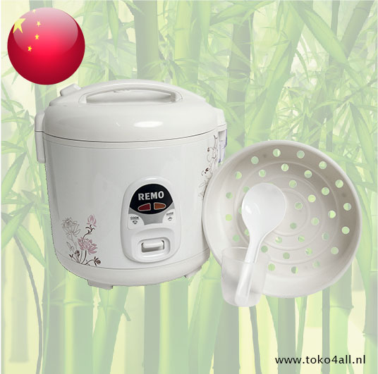 Toko 4 All - Electric Rice Cooker 1,8 ltr Remo