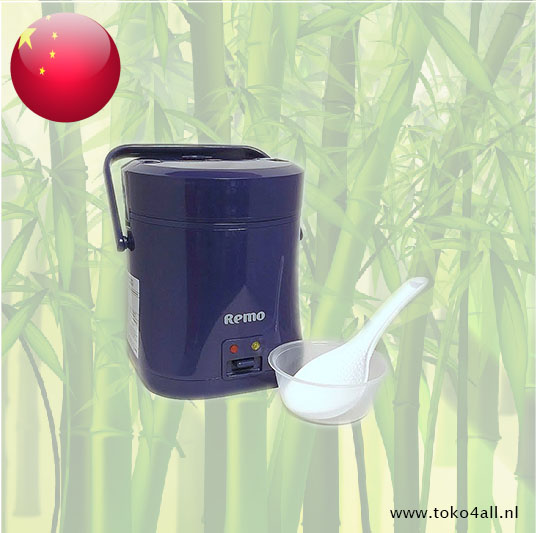 Toko 4 All - Electric Rice Cooker Blue 300 ml Remo