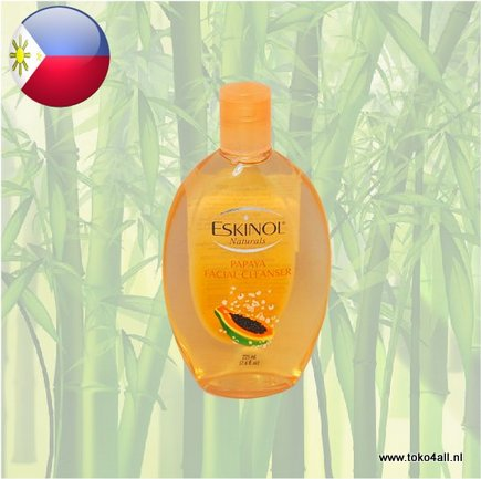 Toko 4 All - Eskinol Facial Cleaner Papaya