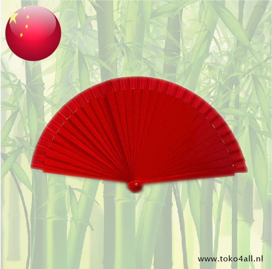 Toko 4 All - Fan Red 23 cm