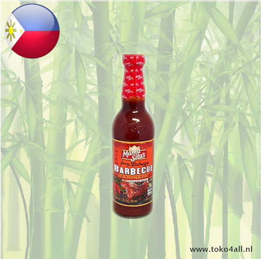 Toko 4 All - Fiery Labuyo Barbecue Marinade 350 ml Mama Sita's