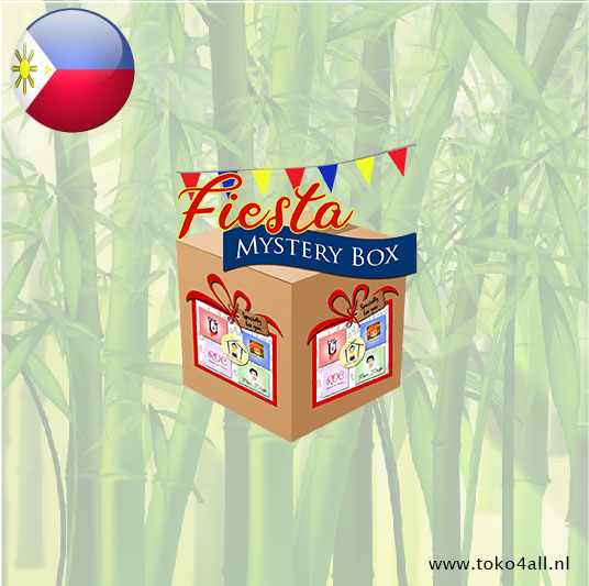 Toko 4 All - Fiesta Mystery Box