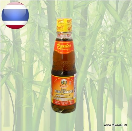 Toko 4 All - Fish Sauce 200 ml Pantai