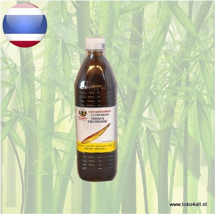 Toko 4 All - My Little Philippines - Fish Sauce 670 ml Pantai