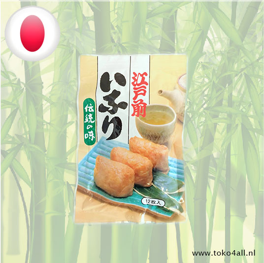 Toko 4 All - Fried Bean Curd 12 pcs Edo Mae