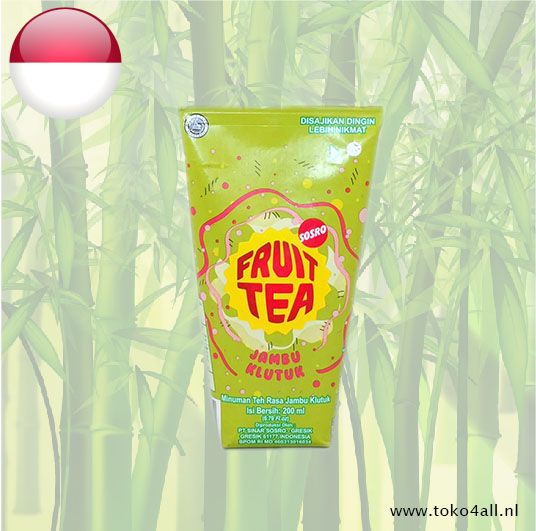 Toko 4 All - My Little Philippines - Fruit Tea Guava drink 200 ml Sosro