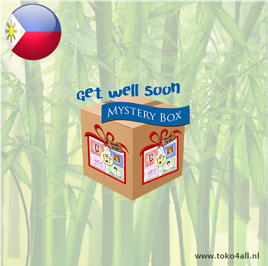 Toko 4 All - My Little Philippines - Get Wel Soon Mystery Box