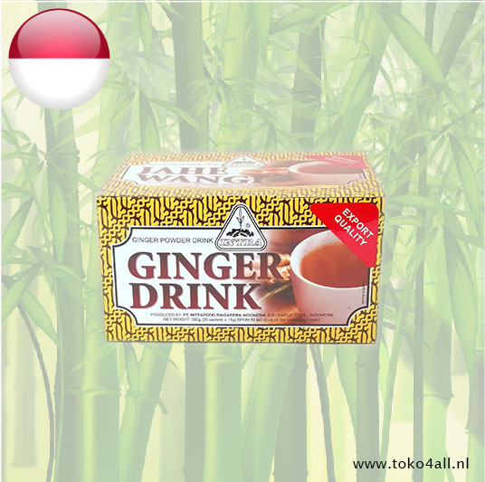 Toko 4 All - Ginger Powder Drink 360 gr Intra