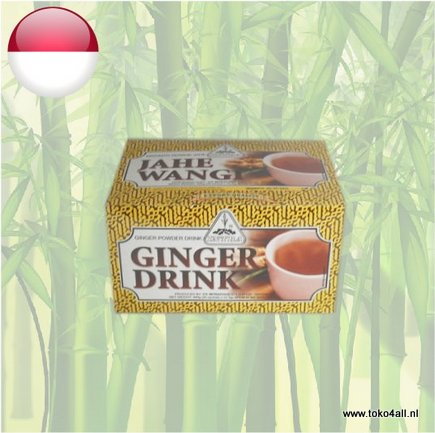 Toko 4 All - Ginger Powder Drink Extra Hot 360 gr Intra
