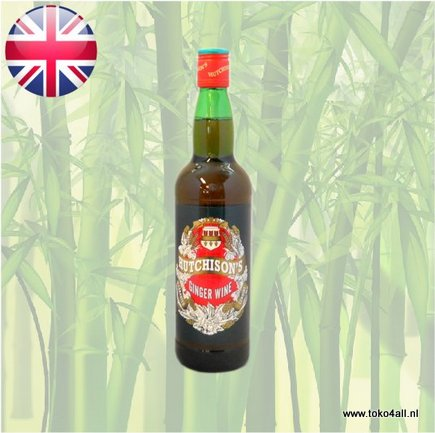 Toko 4 All - Ginger Wine 700 ml Hutchinsons