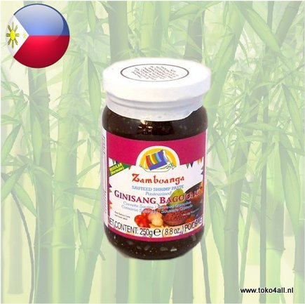 Toko 4 All - Ginisang Bagoong Regular 250 gr Zamboanga