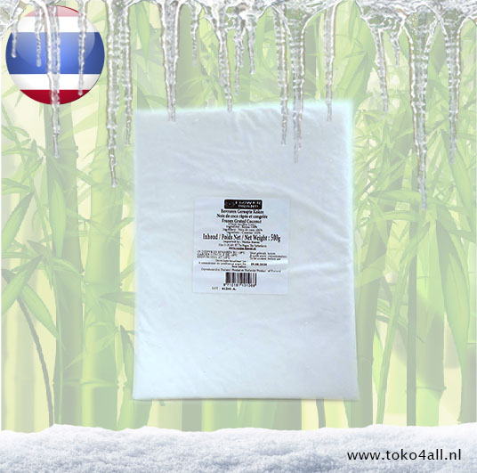Toko 4 All - Grated Coconut 500 gr Flower Brand
